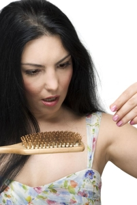 Women experience hair loss for many reasons.